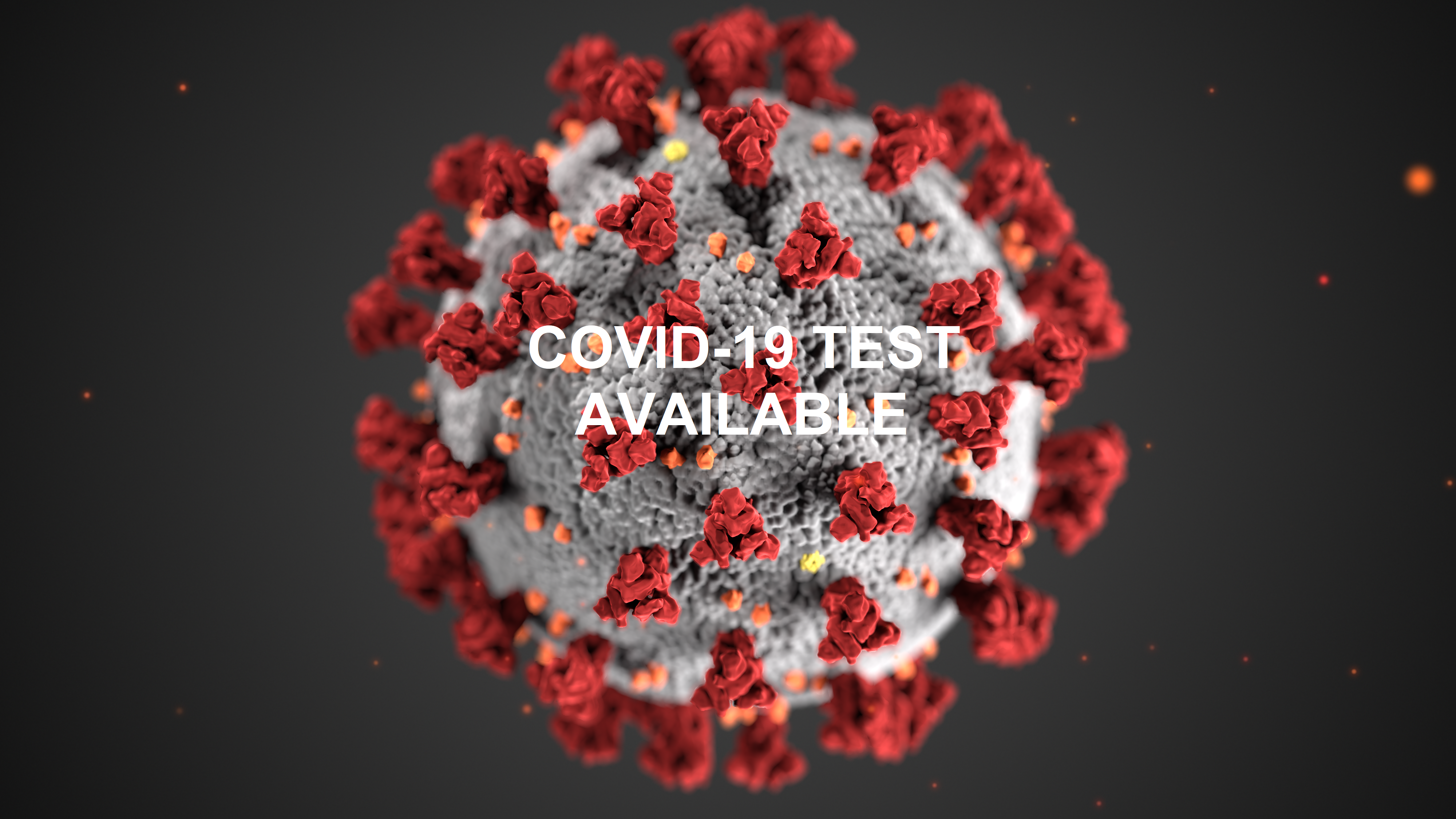 Covid-19 Test Available